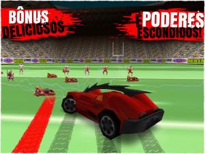 Jogo Carmageddon para iOS