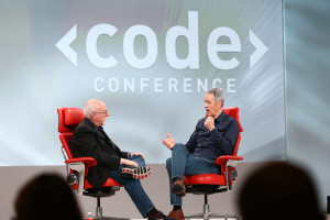 Jeff Williams, da Apple, na Code Conference