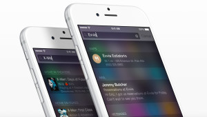 Spotlight do iOS 8