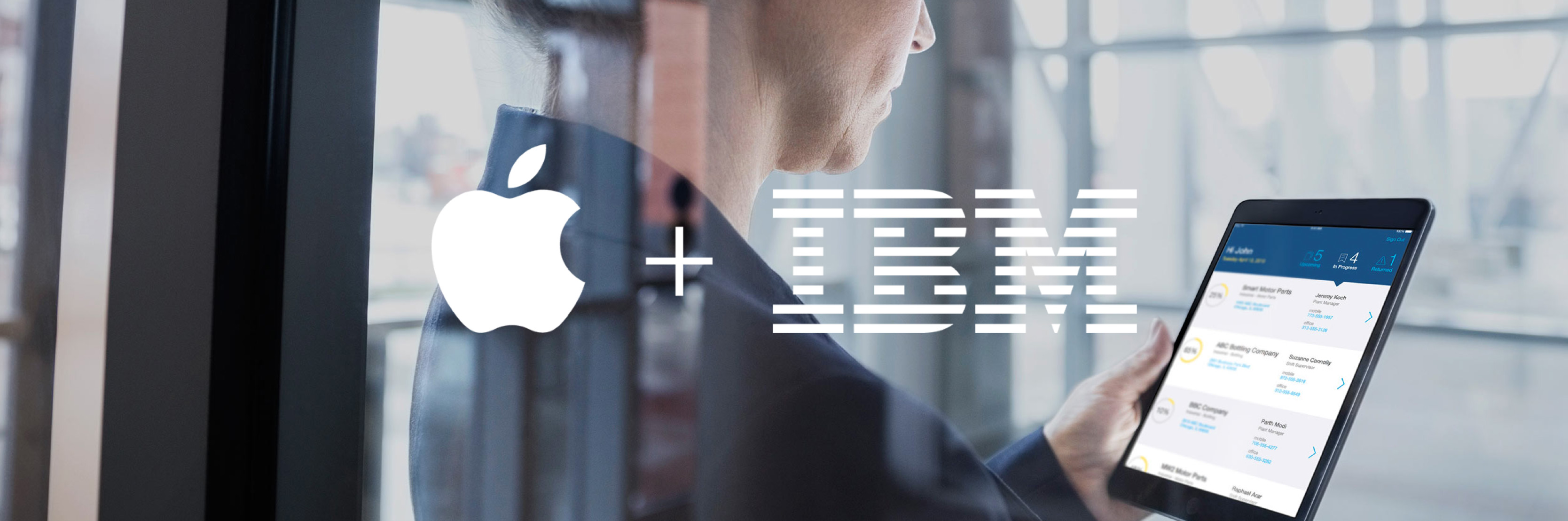 Apple e IBM