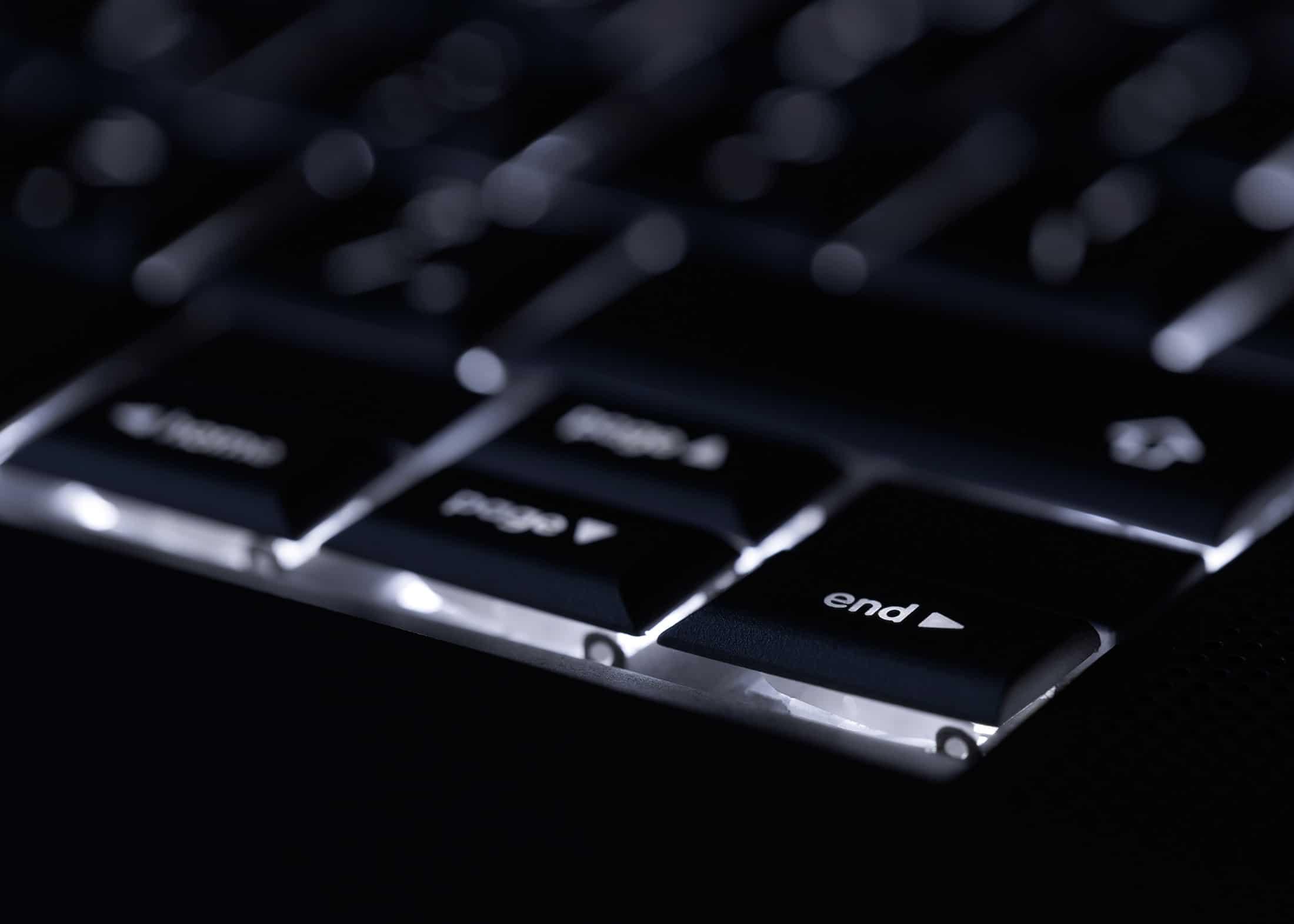 Teclado de Mac