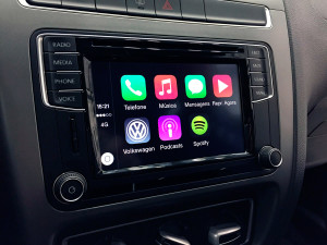 CarPlay no Fox 2016