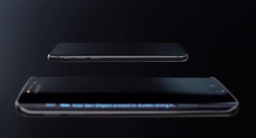Samsung veicula dois novos comerciais do Galaxy S6 atacando diretamente o iPhone 6   MacMagazine.com.br