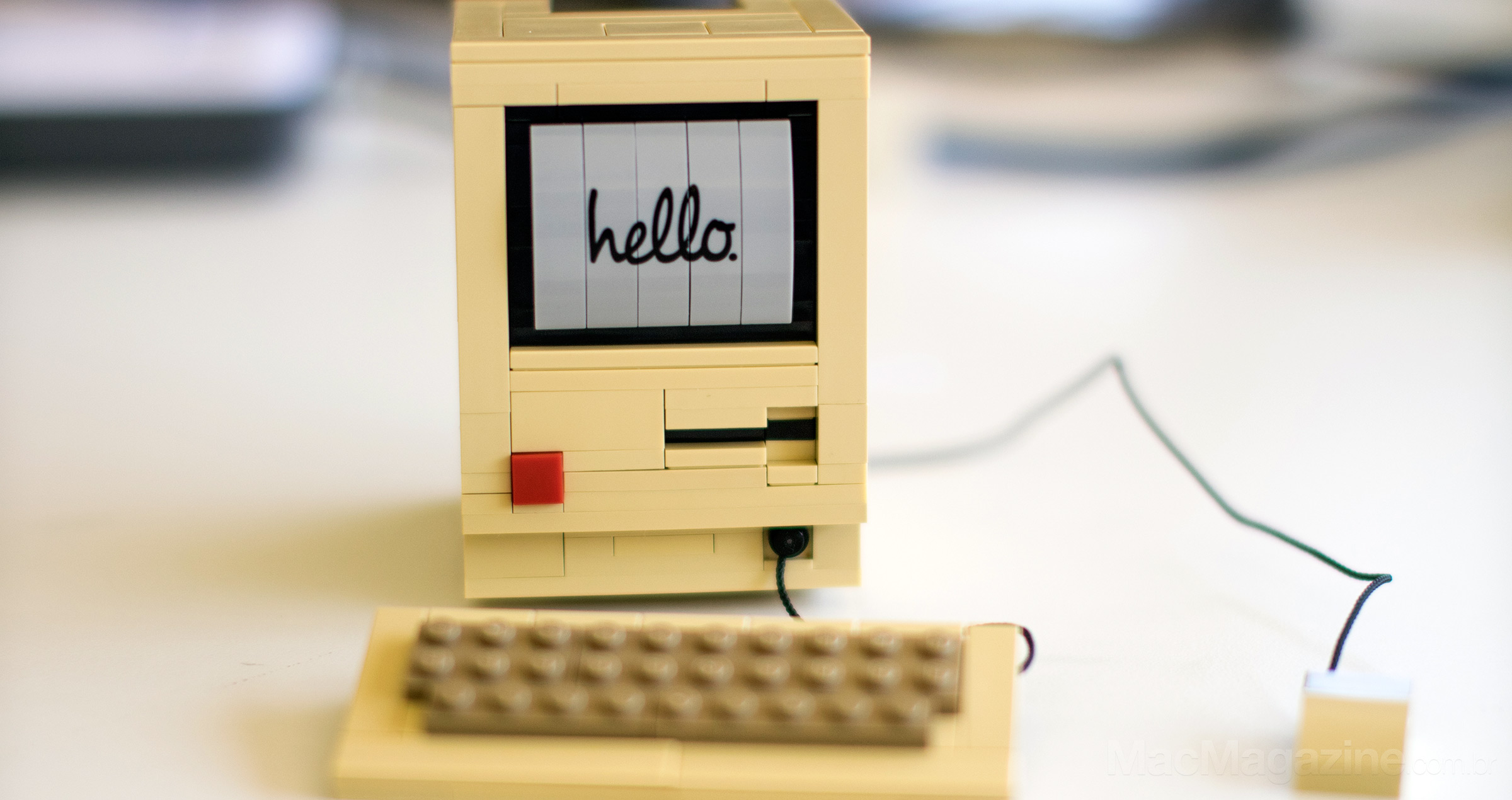 Lego - My First Computer