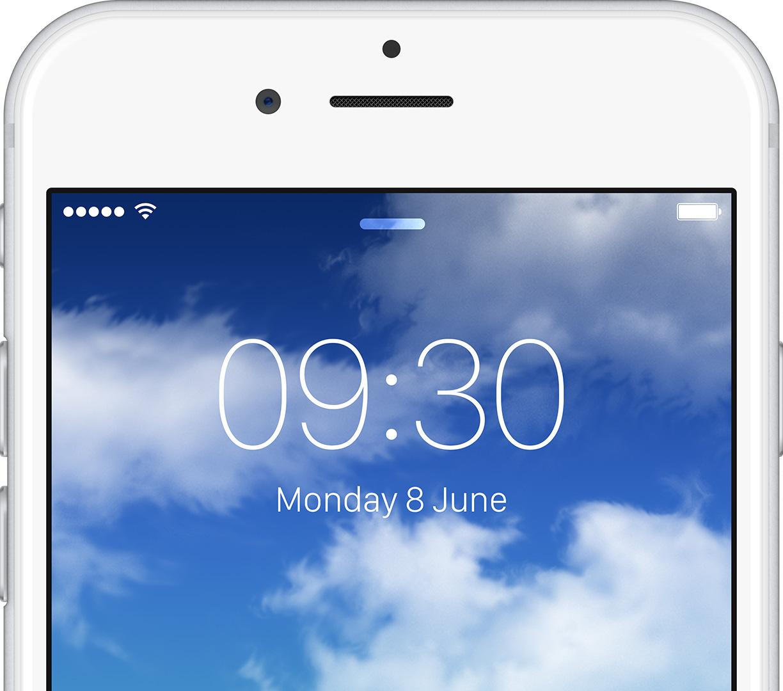 Conceito do iOS 9