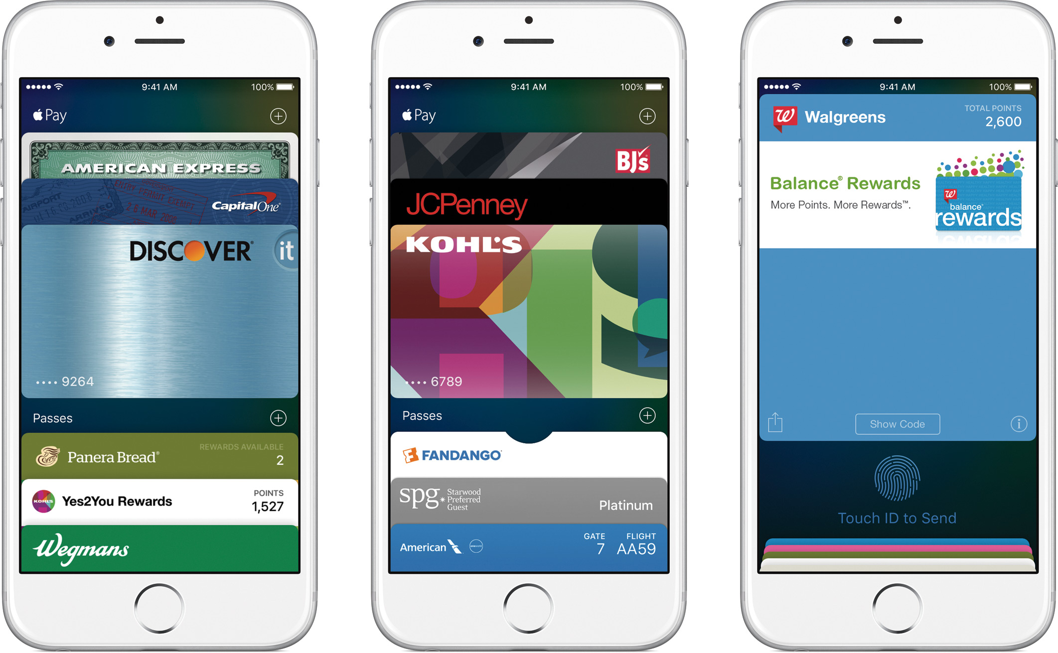 Apple Pay em iPhones