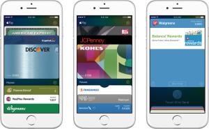 Novo app Wallet do iOS 9 em iPhones