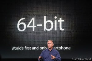 A7, primeiro chip 64 bits da Apple