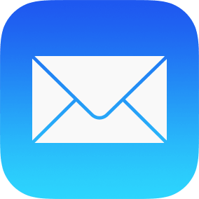 Ícone do Mail para iOS