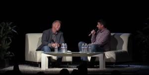 Phil Schiller e John Gruber