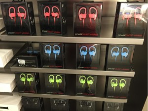Novas cores do Powerbeats2 Wireless