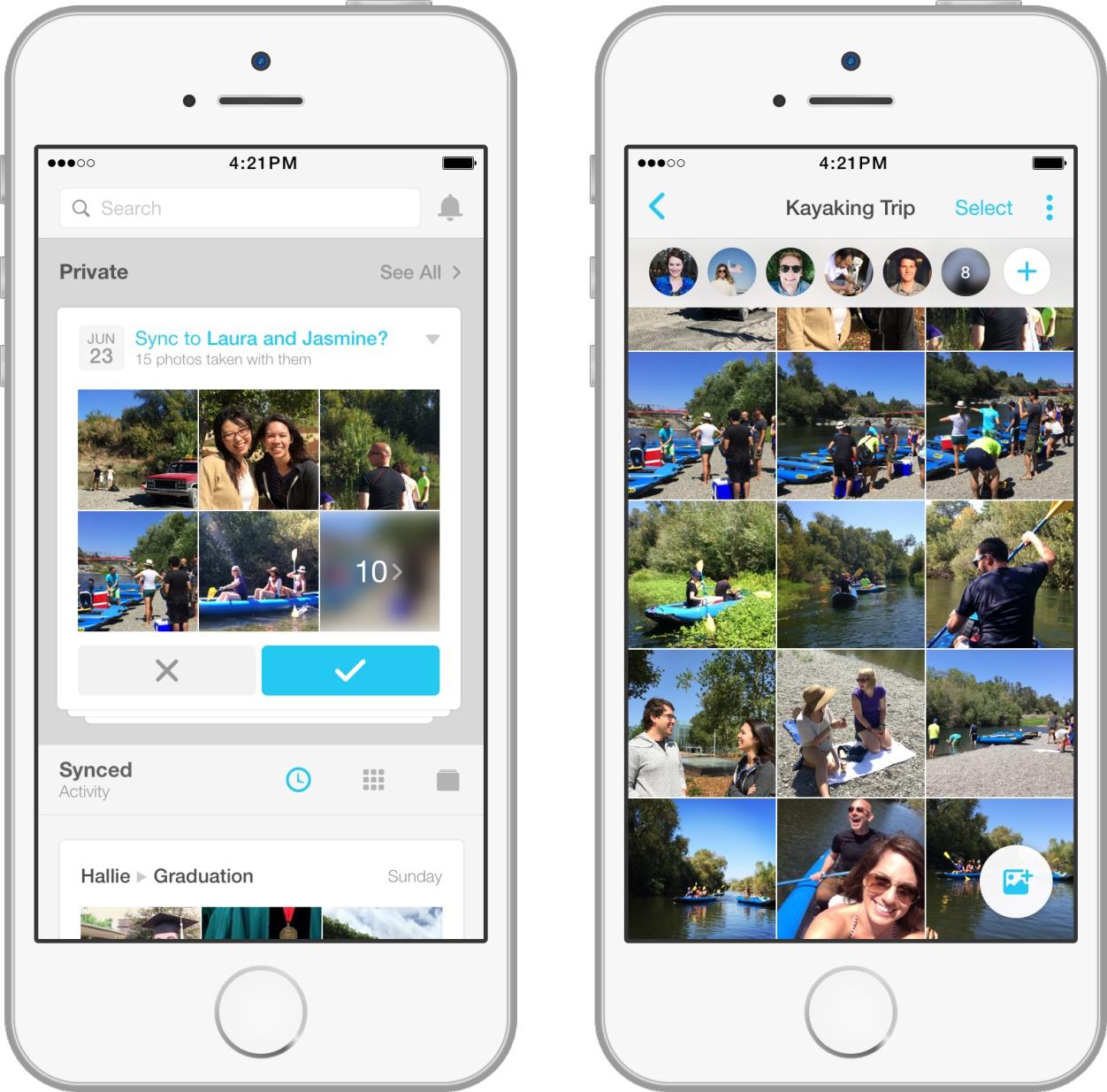 App Moments, do Facebook