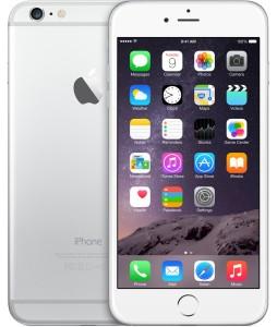 iPhone 6 Plus prateado