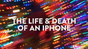 """Curta metragem """"A Vida e a Morte de um iPhone"""""""
