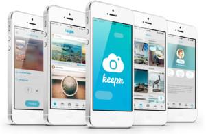 Keepr em iPhones