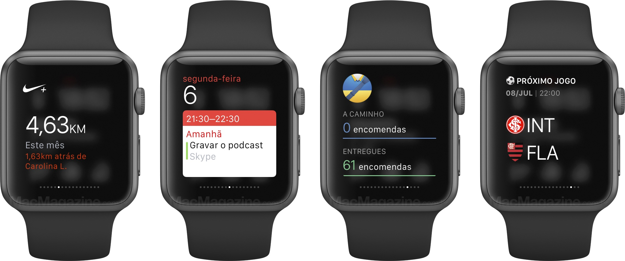 Review do Apple Watch - Resumos