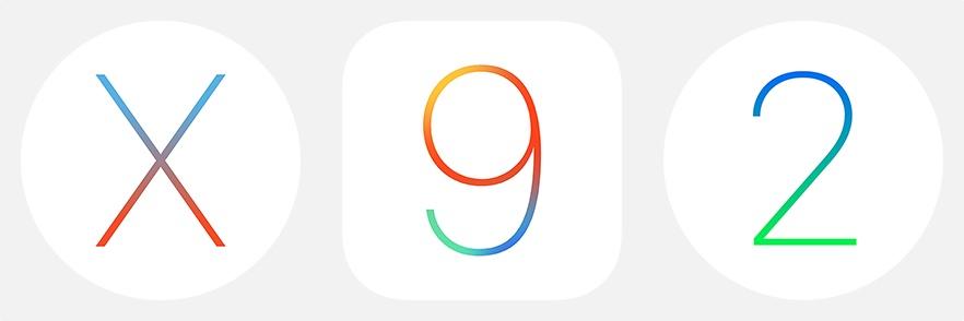 Ícones - OS X 10.11, iOS 9 e watchOS 2