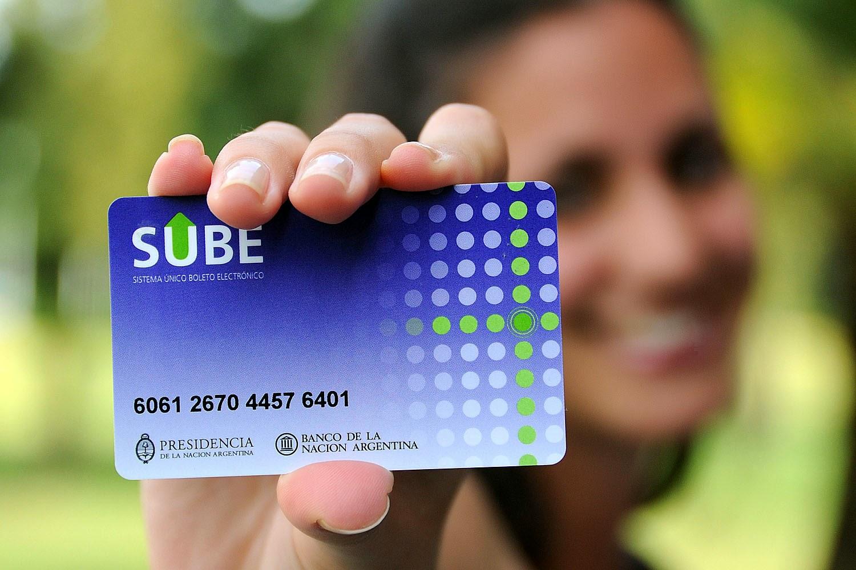 SUBE Card