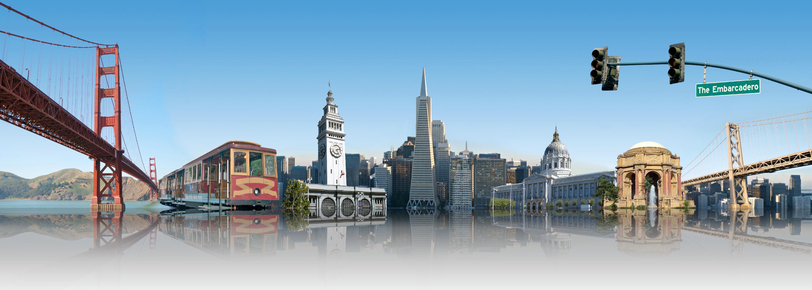Pontos turísticos de San Francisco