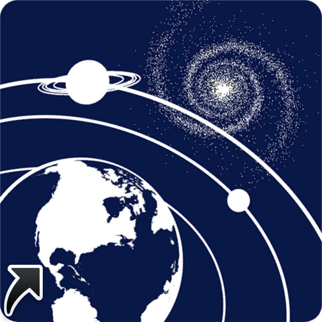 App Eyes on Pluto para OS X