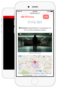 Witness para iPhone