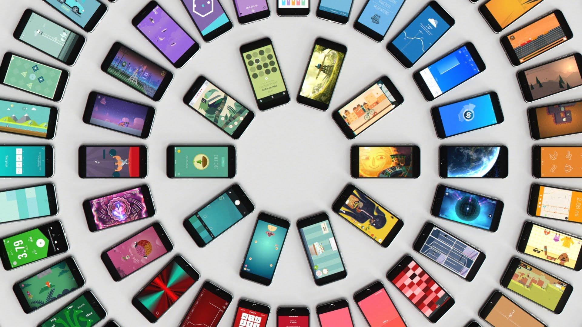 """Comercial da Apple - """"Apps Incríveis"""""""