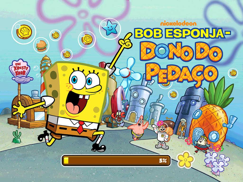 Bob Esponja – Dono do Pedaço