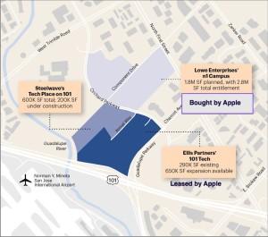 Apple em San Jose