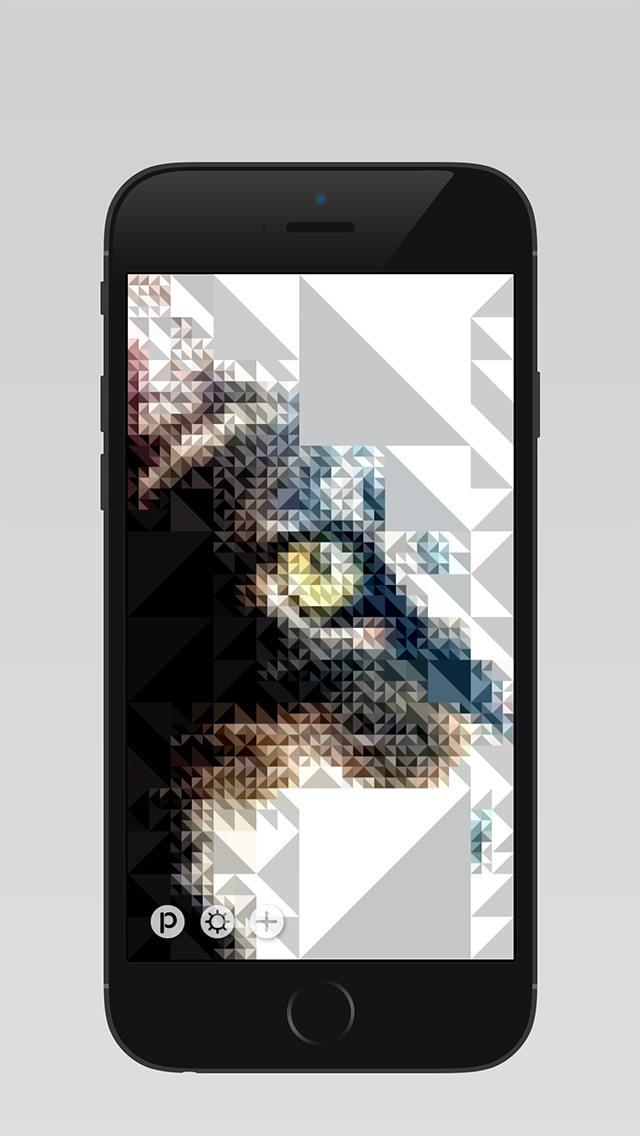 App Pixl para iOS