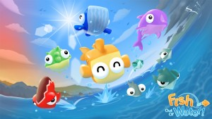 Jogo Fish Out Of Water para iOS