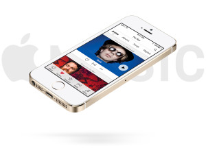 Conceito de redesign para o Apple Music