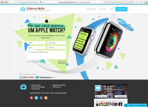 Concurso Cultural do Apple Watch