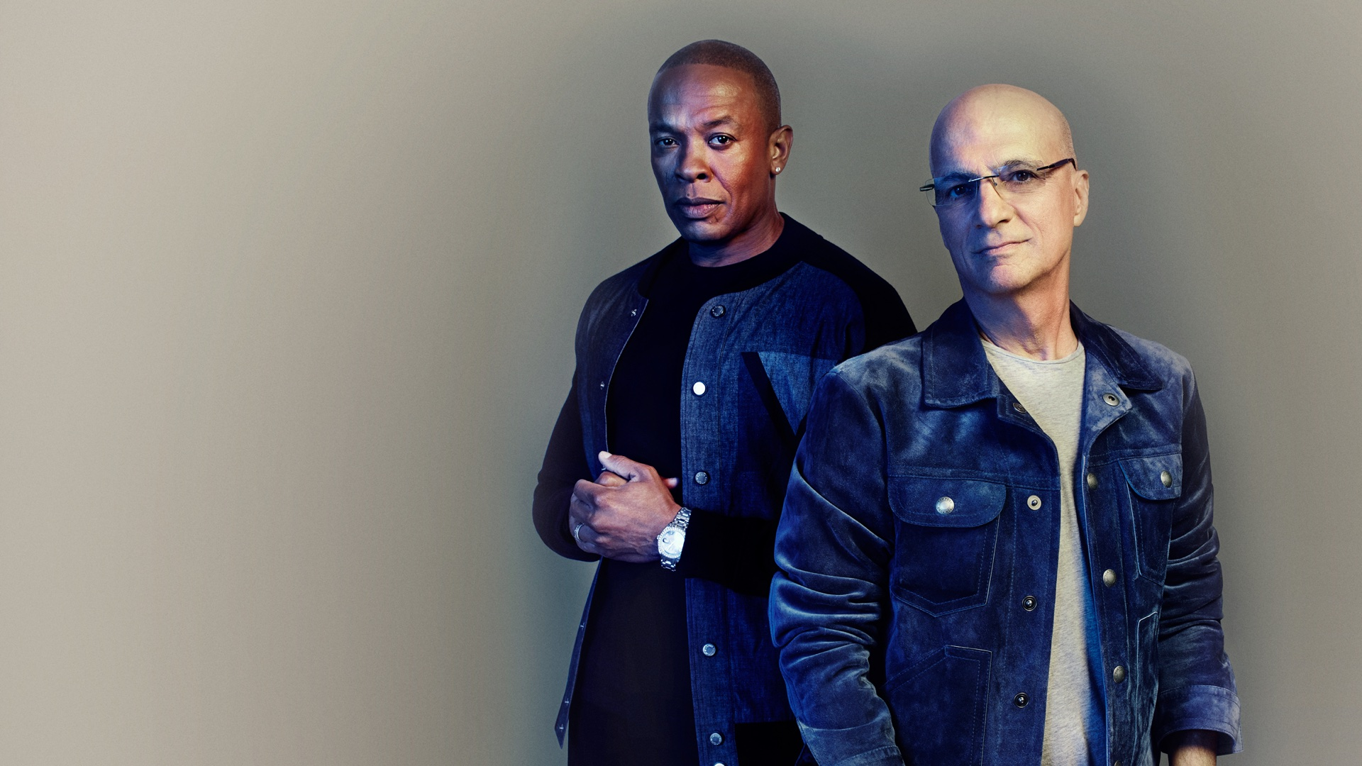 Jimmy Iovine e Dr. Dre