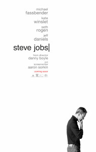"Cartaz do filme ""Steve Jobs"""