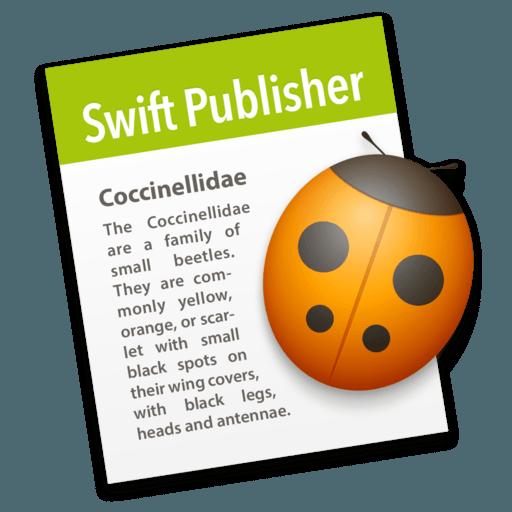 Ícone - Swift Publisher