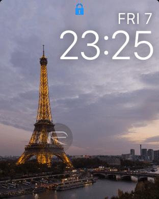 Screenshot do watchOS 2