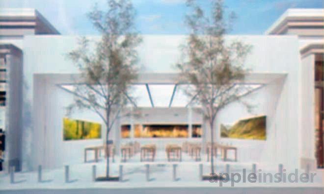 Proxima geração de lojas da Apple