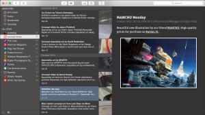 NetNewsWire para Mac
