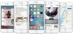 iOS 9 em iPhones