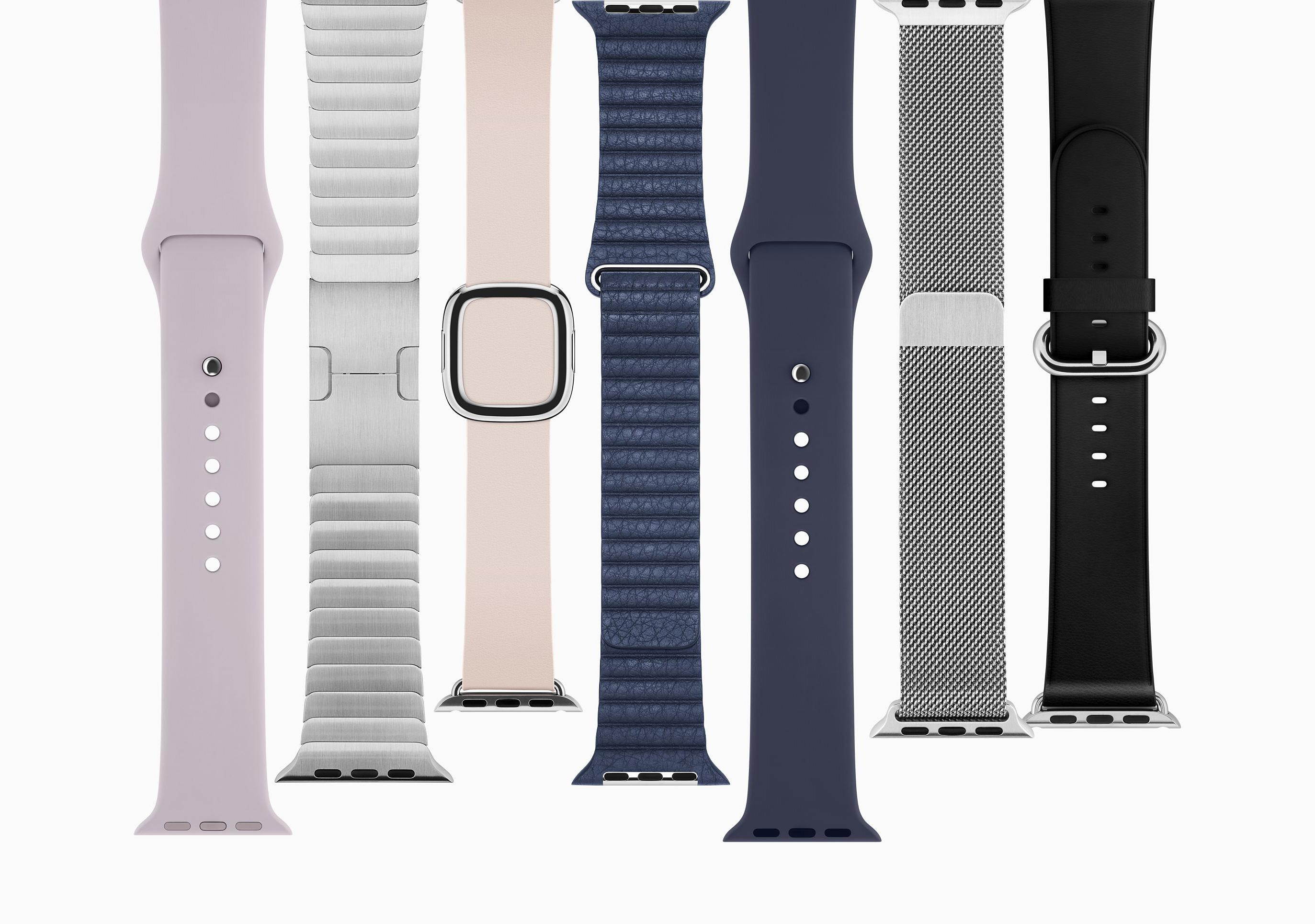 Pulseiras para o Apple Watch