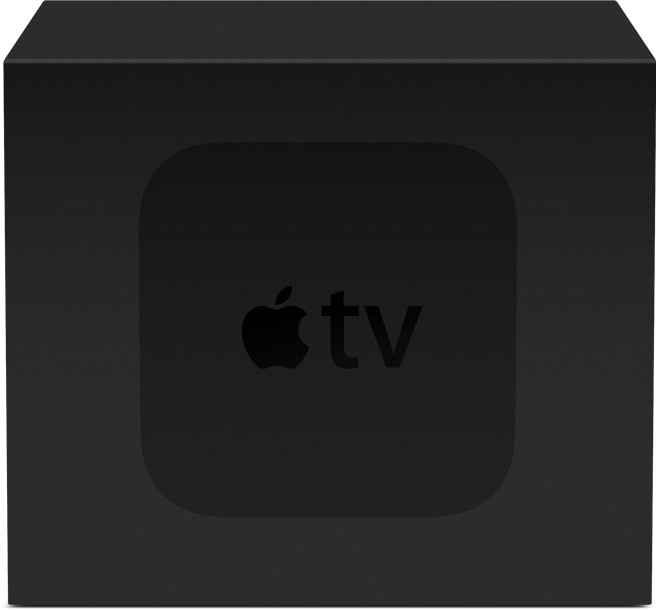 Caixa da Apple TV