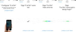 """Configuração do """"E aí Siri"""""""