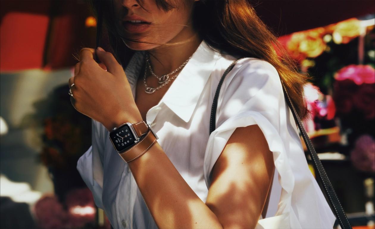 Apple Watch Hermès: para Jony Ive, parceria entre as empresas é algo nunca antes visto na Apple