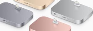 Novos Docks Lightning para iPhones 6s