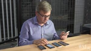 Teste de performance do iOS 9