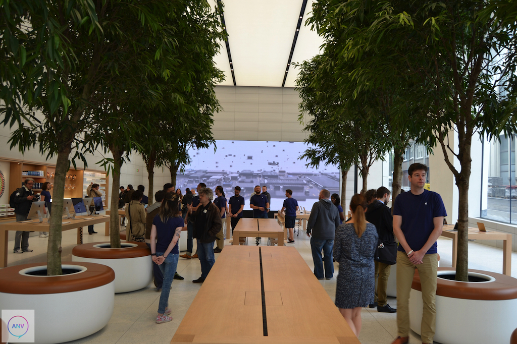 Apple Retail Store - Brussels