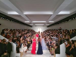 New York Fashion Week registrada num iPhone 6s Plus