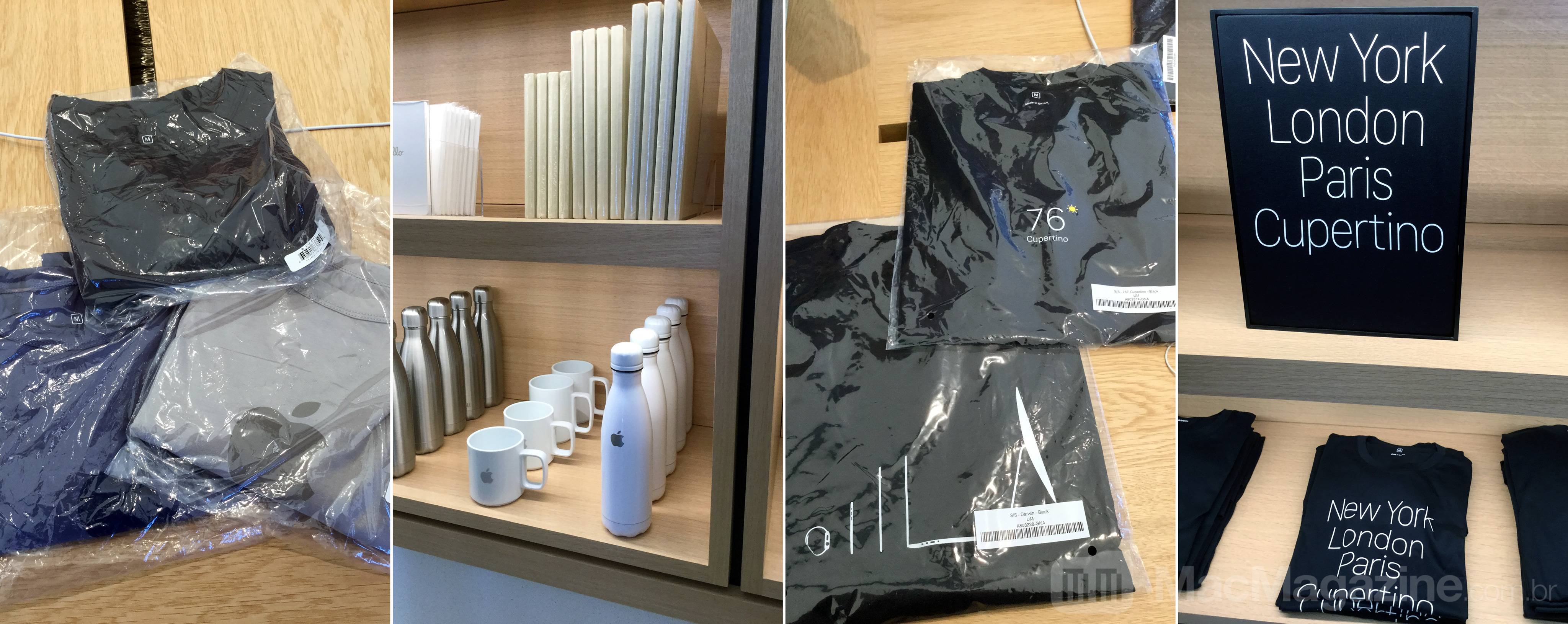Souvenirs da Apple Retail Store - Infinite Loop