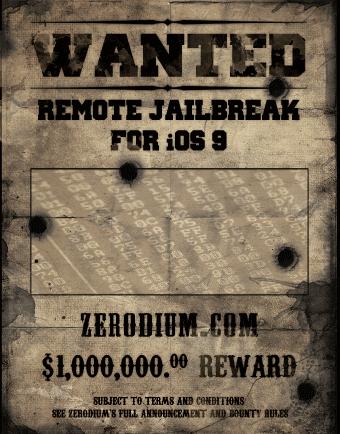 Jailbreak do iOS 9