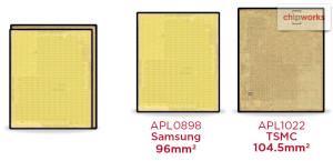 A9 em diferentes versões